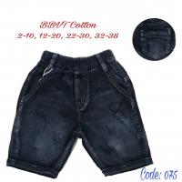 Quần jean lửng BT BBVT - Bán sỉ quần áo trẻ em xuất khẩu