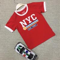 Áo thun bé trai - Xưởng may quần áo trẻ em xuất khẩu